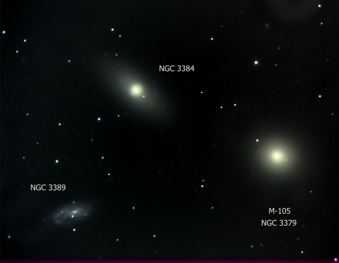 Messier 105 - Universe Today