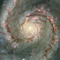 Whirlpool Galaxy M51 (NGC 5194) Hubble Heritage Team (STScI/AURA) N. Scoville (Caltech)
